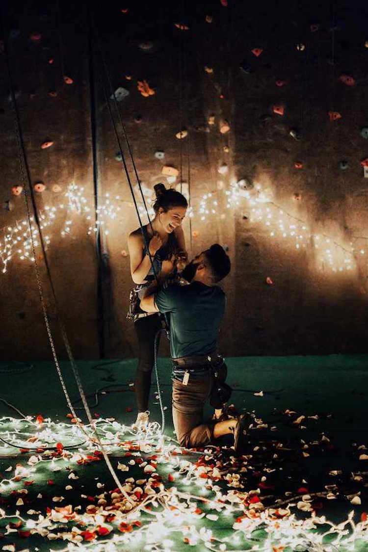 india earl rock climbing proposal maddy thorpe luis cardona