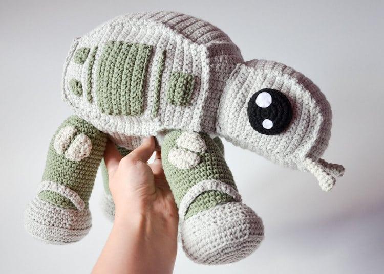 BABY YODA crochet pattern, The mandalorian doll pattern, baby yoda ... | 536x750