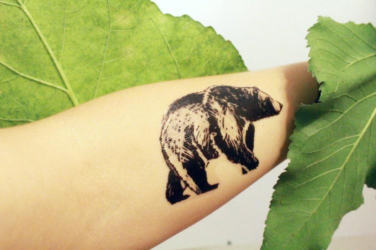 naturetats temporary tattoos