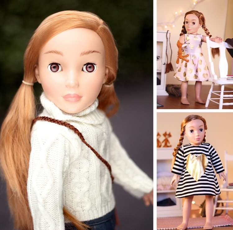 neha hauhan woodward girls and co willowbrook girls diverse dolls