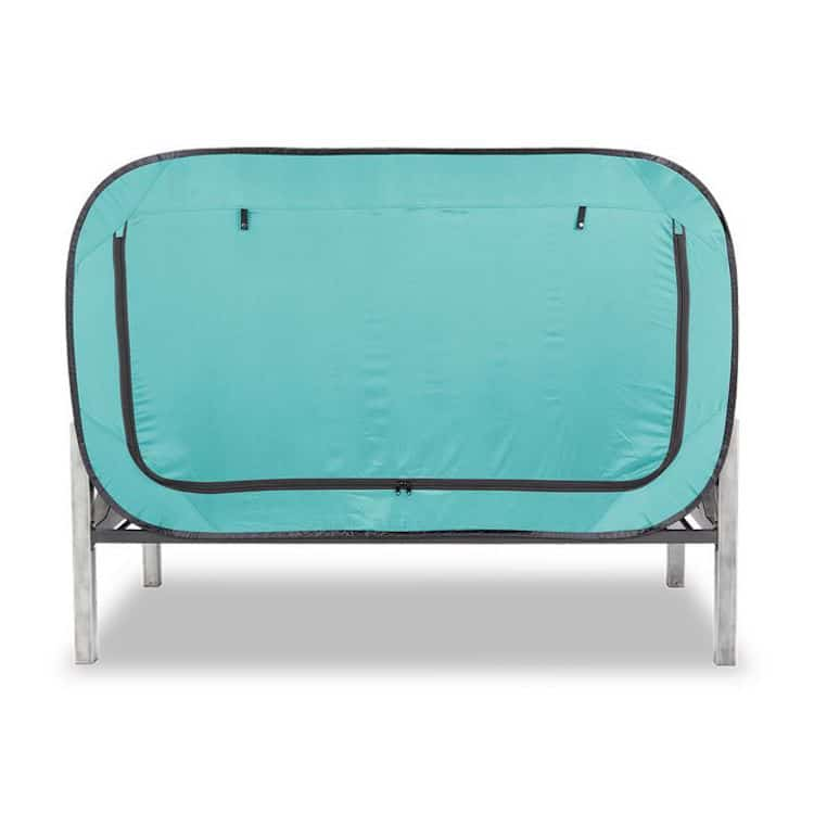 ... privacy pop bed tent  sc 1 st  My Modern Met & Bed Tent by Privacy Pop Helps You Sleep Soundly When Youu0027re Anxious