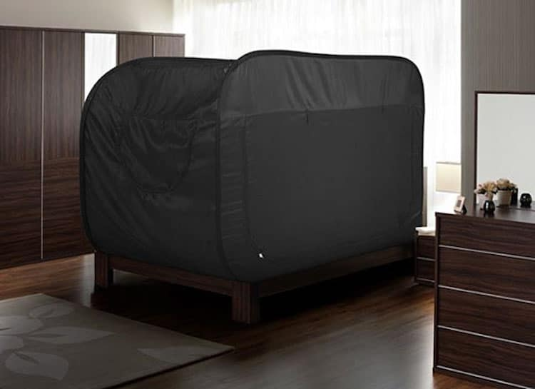 Good Privacy Pop Bed Tent Part - 12: My Modern Met