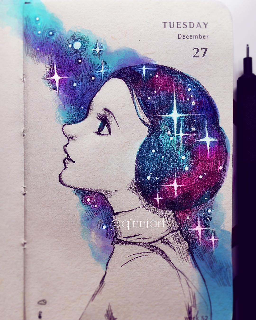 quinni RIP Carrie Fisher