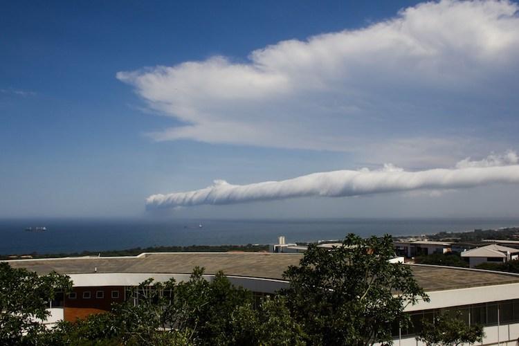 rolling cloud