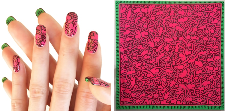 Nail Art History Recreates Famous Paintings As Fabulous Manicures