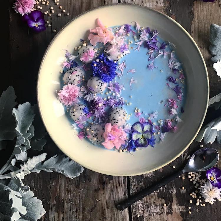 Coconut milk bowls