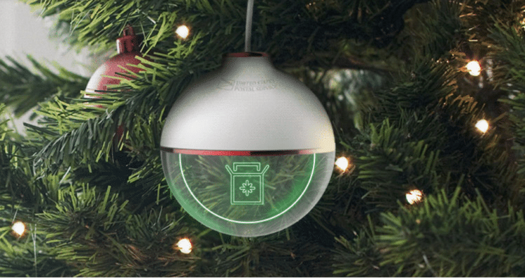 The Most Wonderful Ornament by USPS