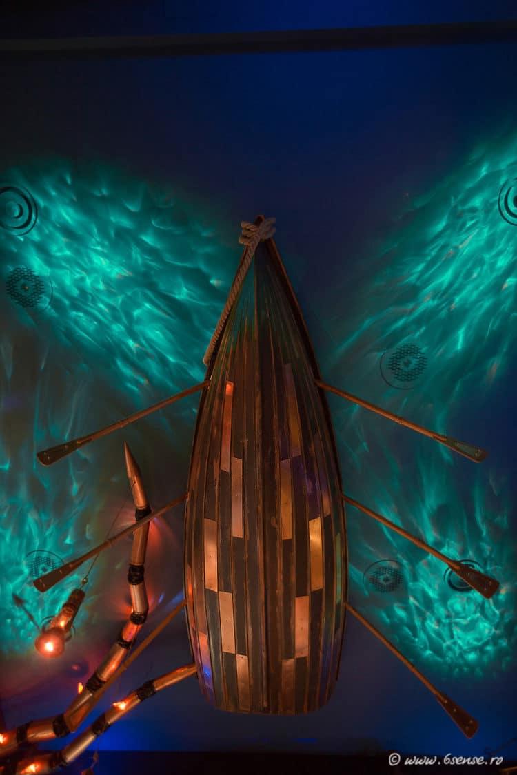 The Abyss Pub - Underwater Interior Steampunk Bar