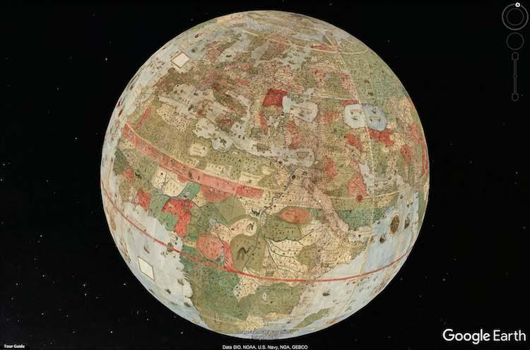 Urbano Monte Google Earth