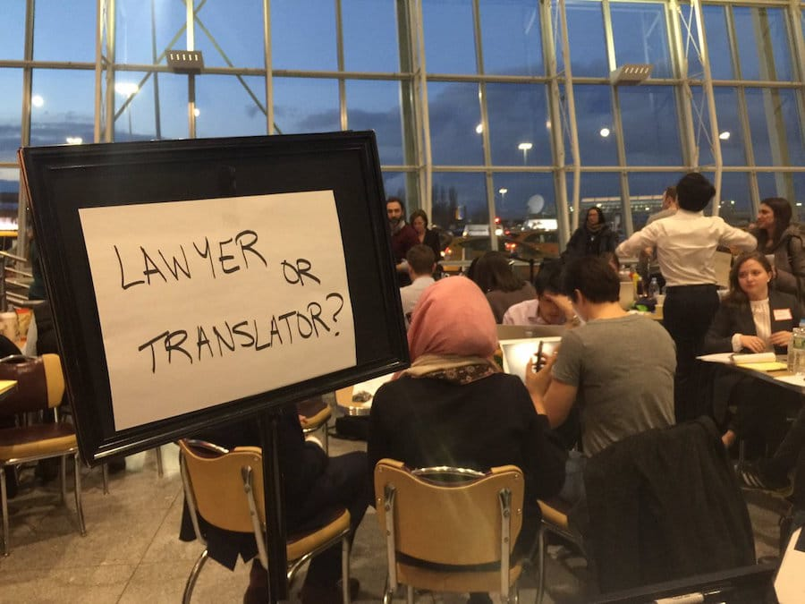 immigration lawyers airport assistance executive order muslim ban