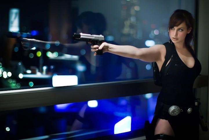 Lara Croft of Tomb Raider