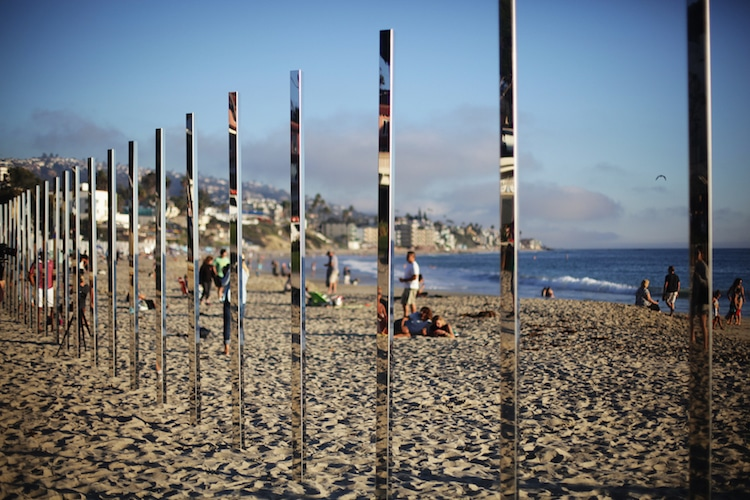 laguna art museum phillip k smith art installation
