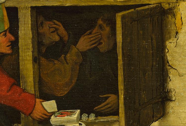 pieter bruegel netherlandish tales dutch proverbs
