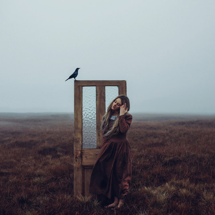conceptual photography by adam bird