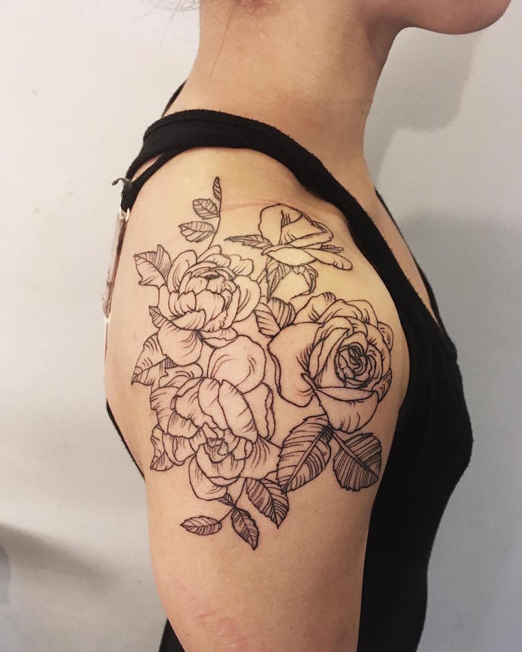 Image of: Veins Animalfriendly Vegan Tattoos Celebrate Nature With Delicately Inked Illustrations My Modern Met Vegan Tattoos By Anna Sica Celebrate Nature With Intricate Illustrations