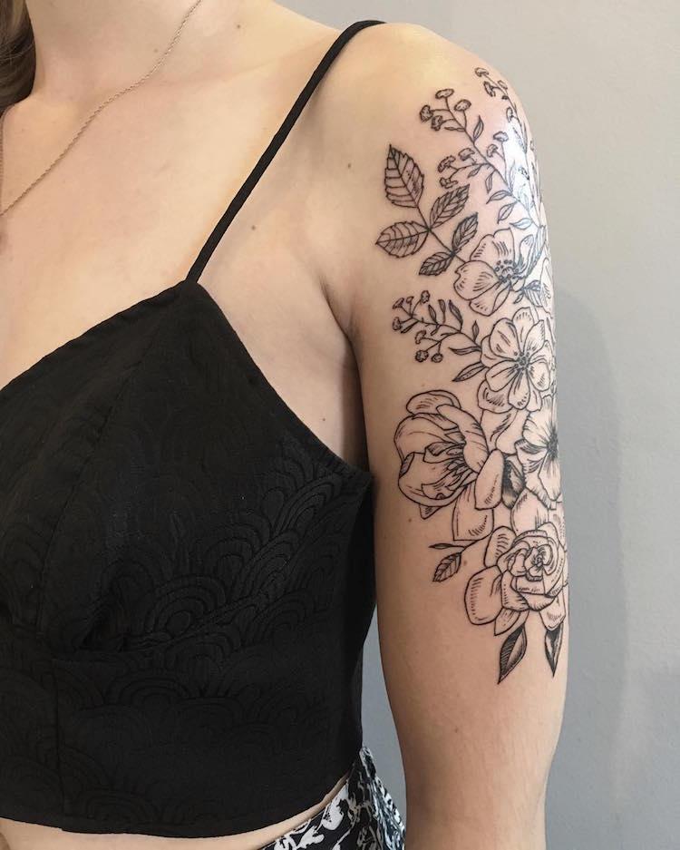 vegan tattoos anna sica arrowhead tattoos