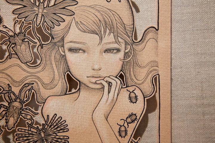 Audrey Kawasaki Restlessly Still