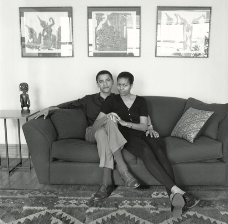 Reflecting on the Obama Love Story