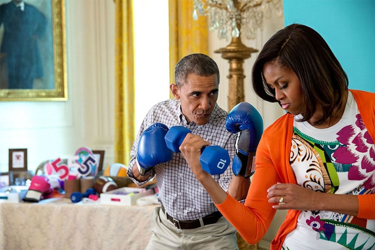 Reflecting on the Love Story of Barack and Michelle Obama