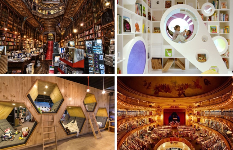 Best Bookstores Around the World