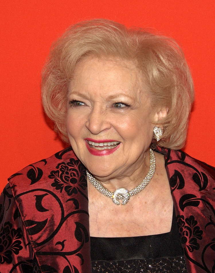 Celebrating Betty White and Her 75-Year Acting Career