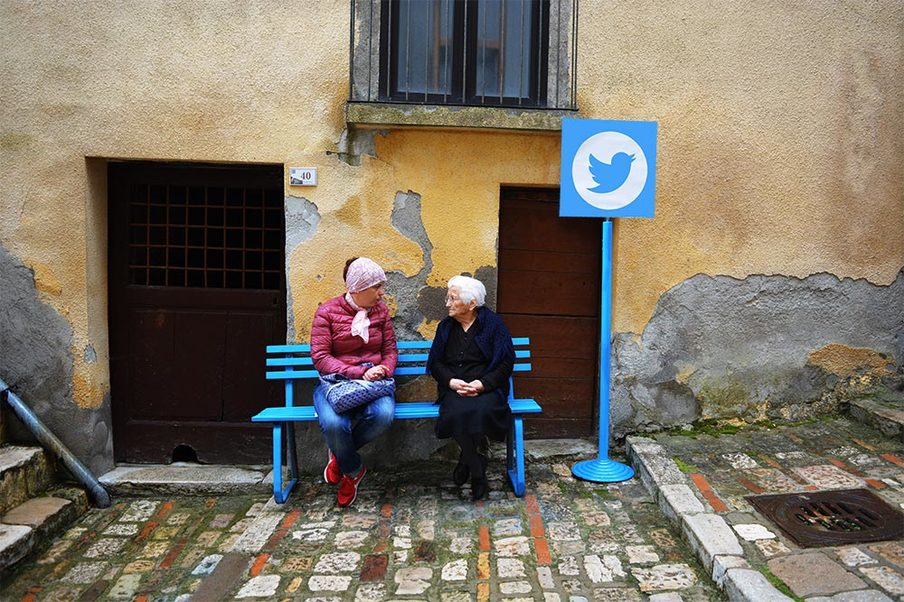 Biancoshock street art - 15 Playful Street Artists