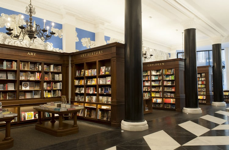 Coolest Bookstores Around the World