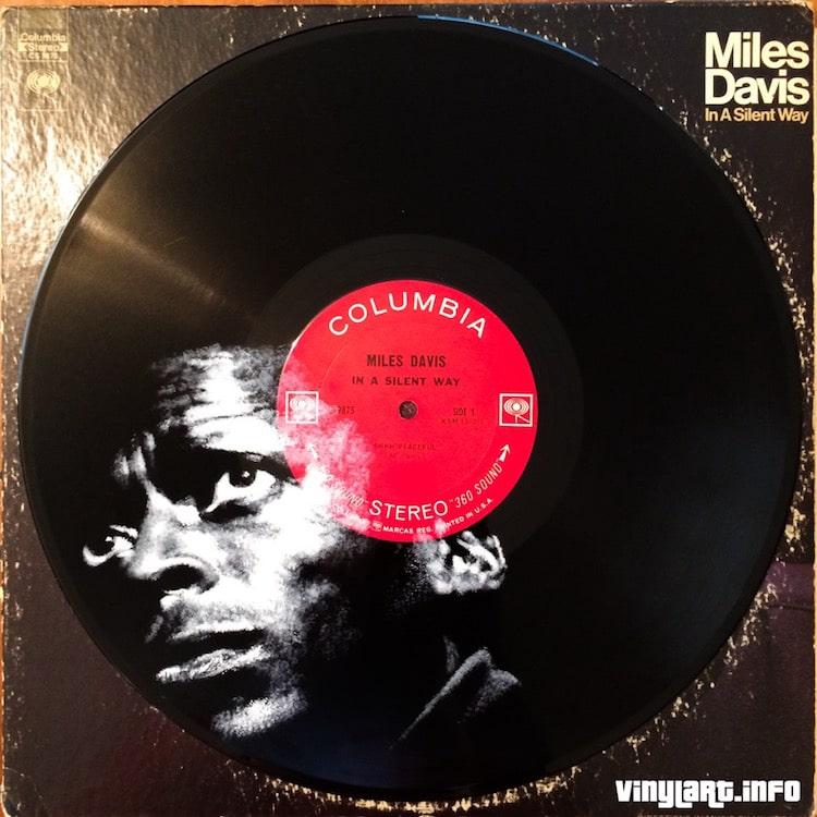 daniel edlen vinyl art miles davis