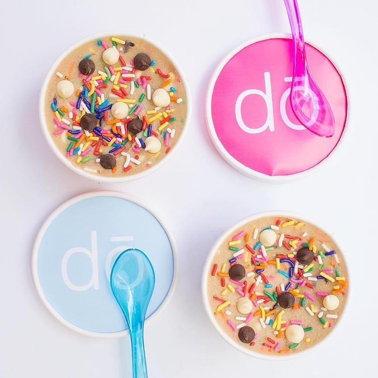 Do NYC Cooke Dough Shop