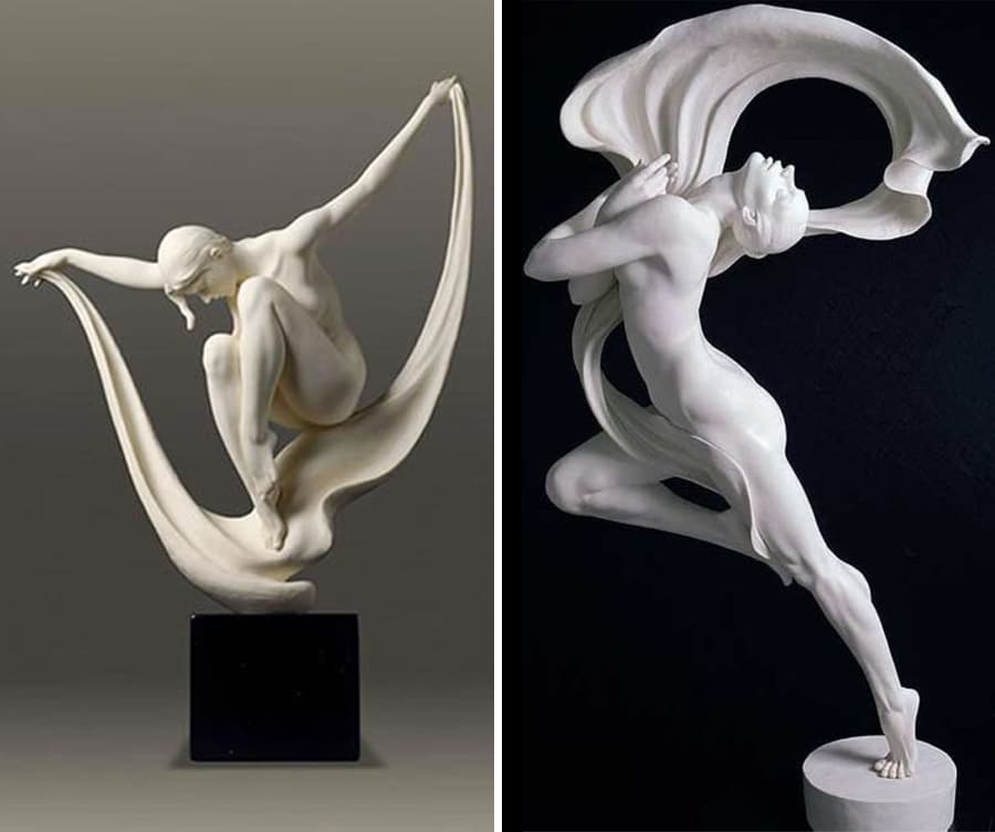 Sculptures by Gaylord Ho