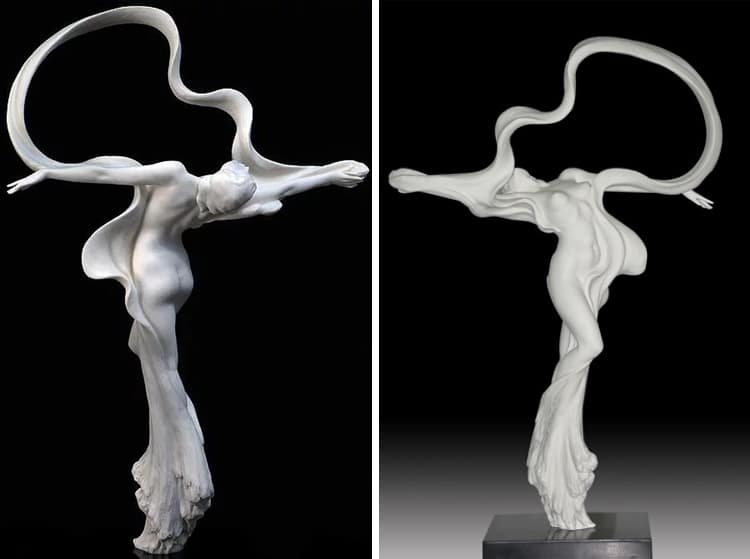 gaylord ho limited edition sculptures parian