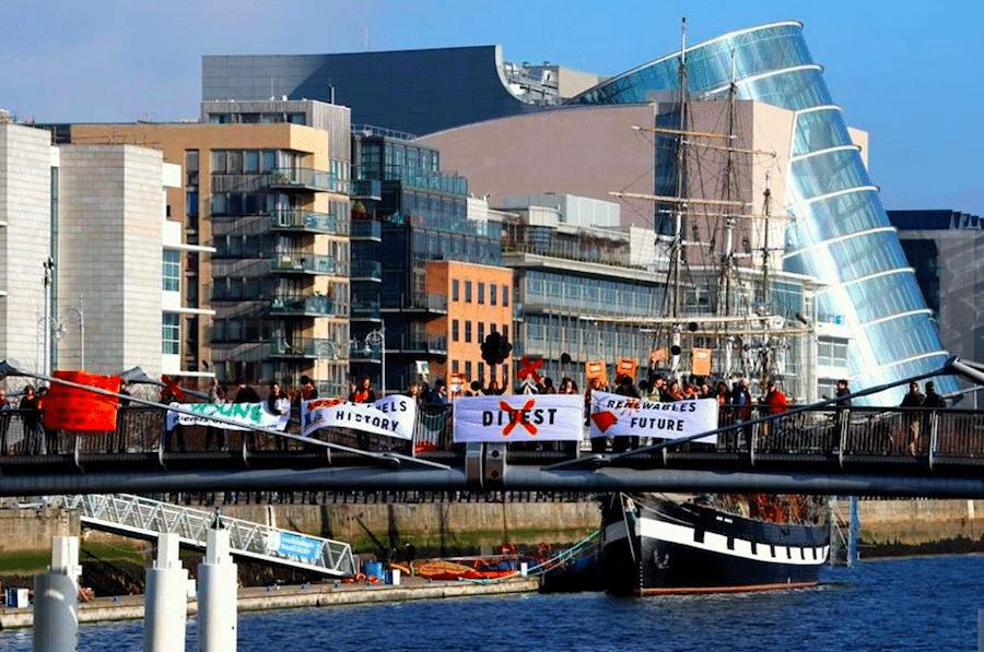 fossil fuel divest ireland