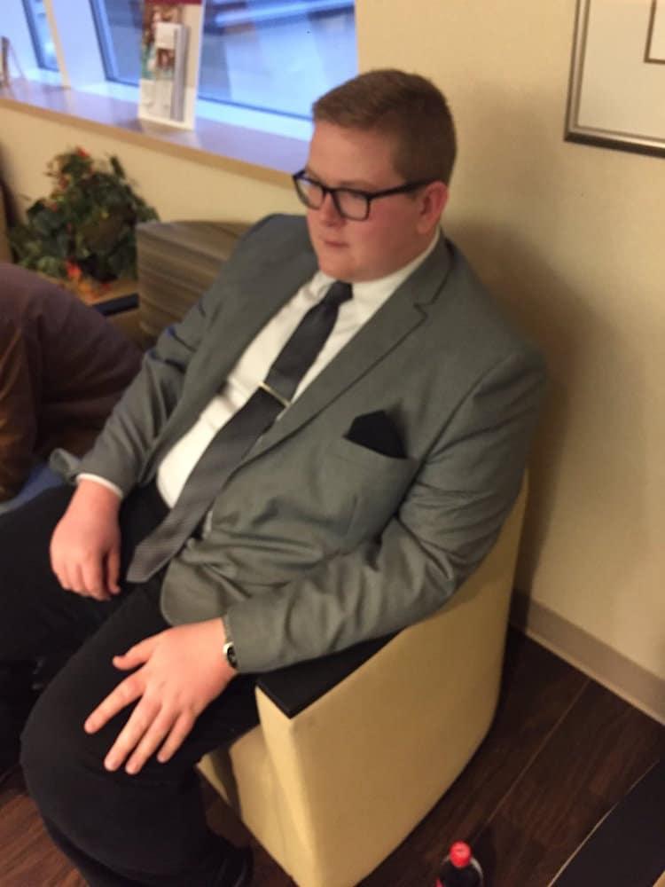 iris grant kessler suit first impressions matter