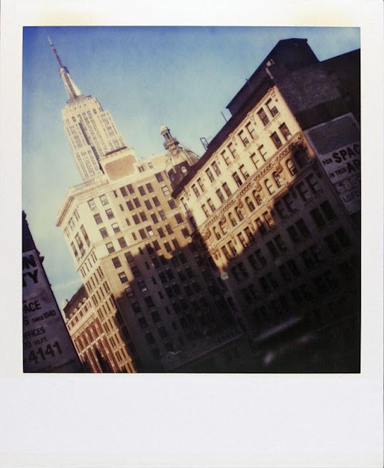 jamie livingston one polaroid photo every day photography new york
