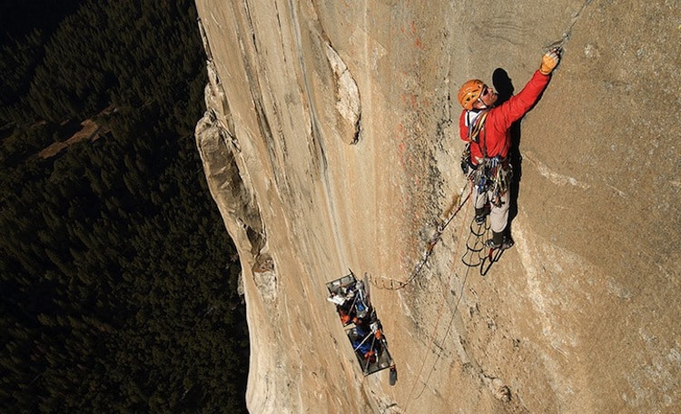 Jimmy Chin Extreme Adventure Photography