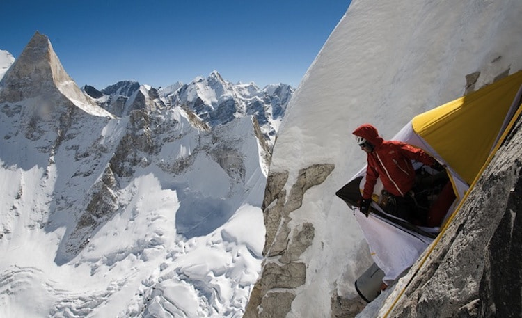 Jimmy Chin Extreme Adventure Photography interview