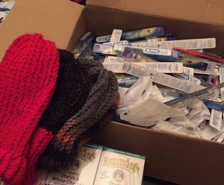 blessings box maggie ballard