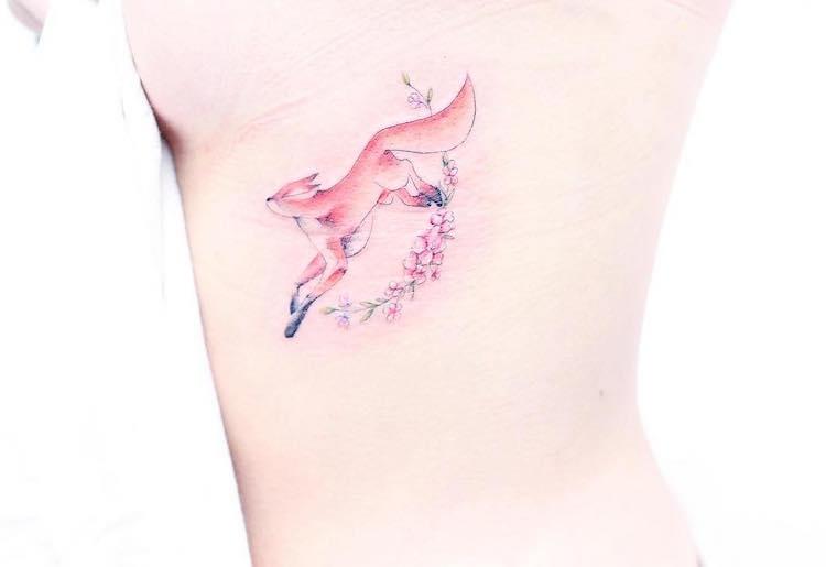pastel tattoos mini lau hello tattoo