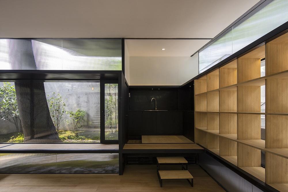contemporary chinese tea house shanghai