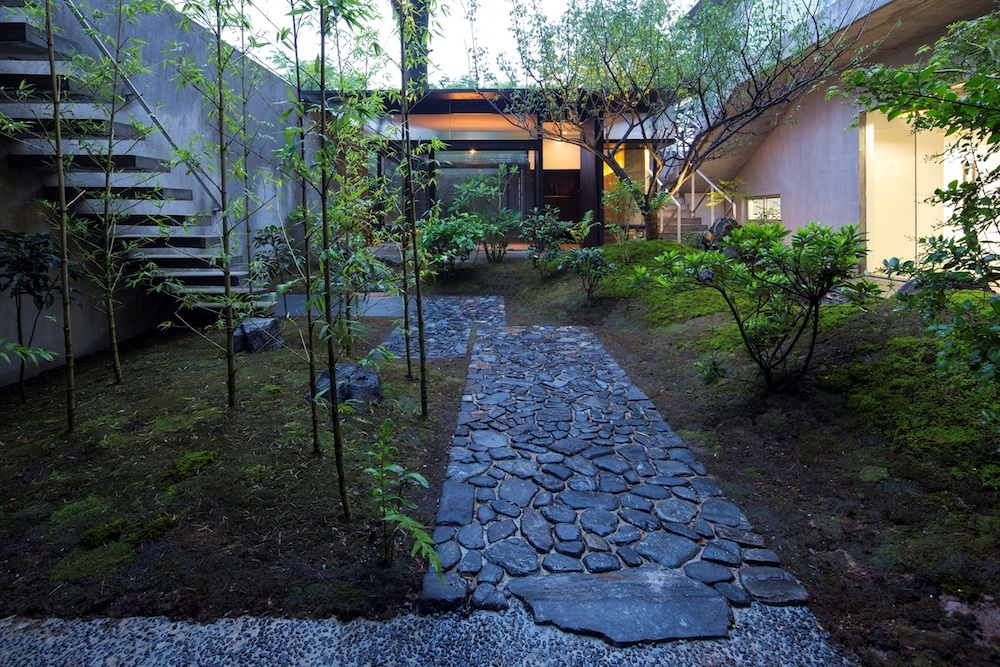 modern chinese tea house architecture atelier deshaus