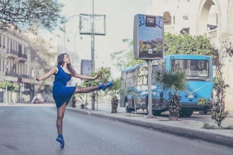 Ballerinas of Cairo mohamed taher photography feminism dance