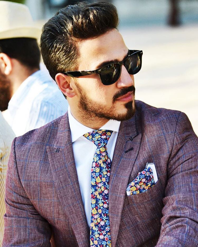 Iraqi Men's Fashion Club Called Mr. Erbil Working to Promote Social Change