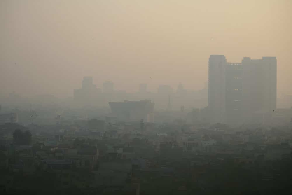 smog new delhi pollution plastic ban india