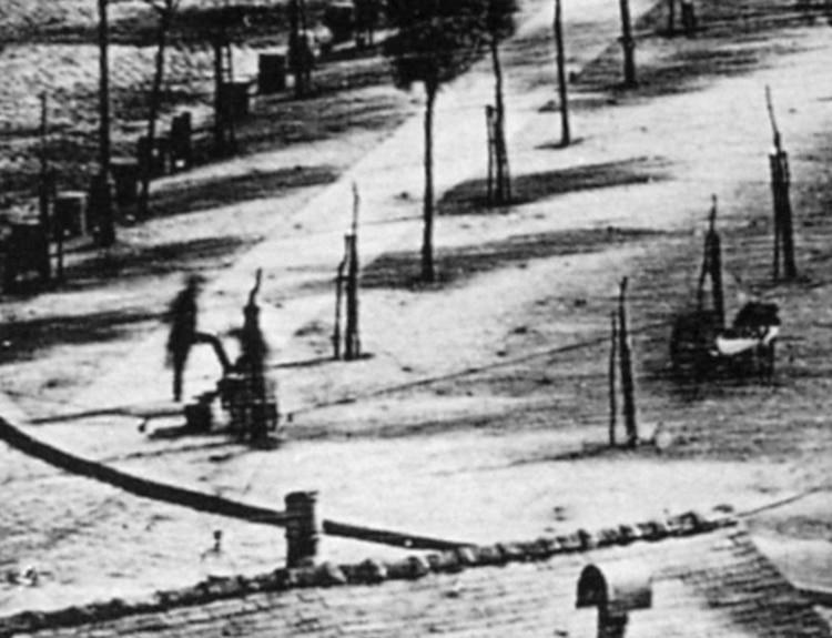 oldest Paris photo Louis Daguerre