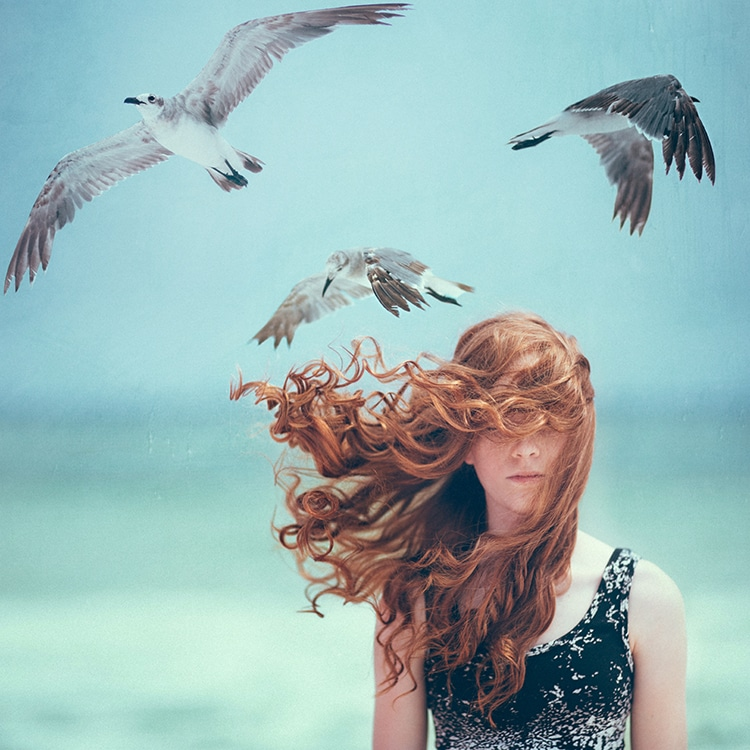 Digital Artist Crafts Conceptual Photography Inspired by Vivid Dreams