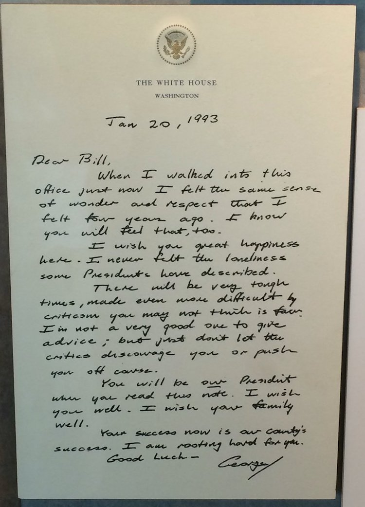 Revealing Notes Showcase the Long Tradition of the Presidential Letter