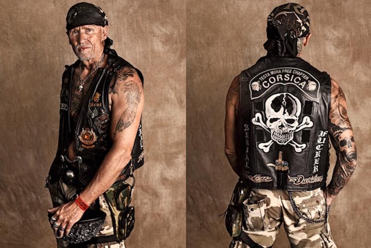 Sacha Goldberger Harley Davidson