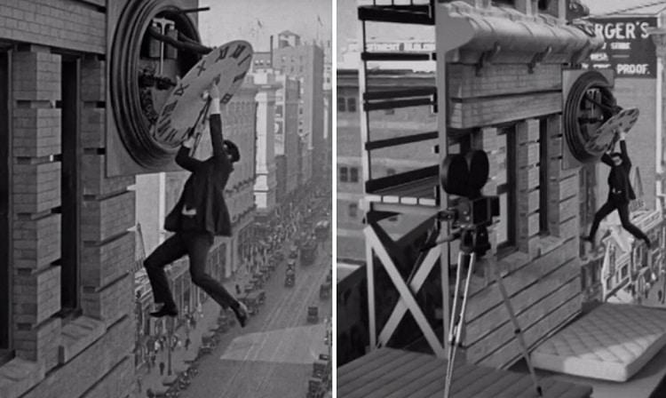 Efectos especiales del cine mudo Películas Mudas