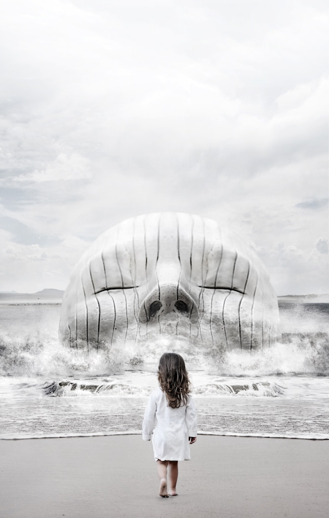 White Sky series by Stefano Bonazzi