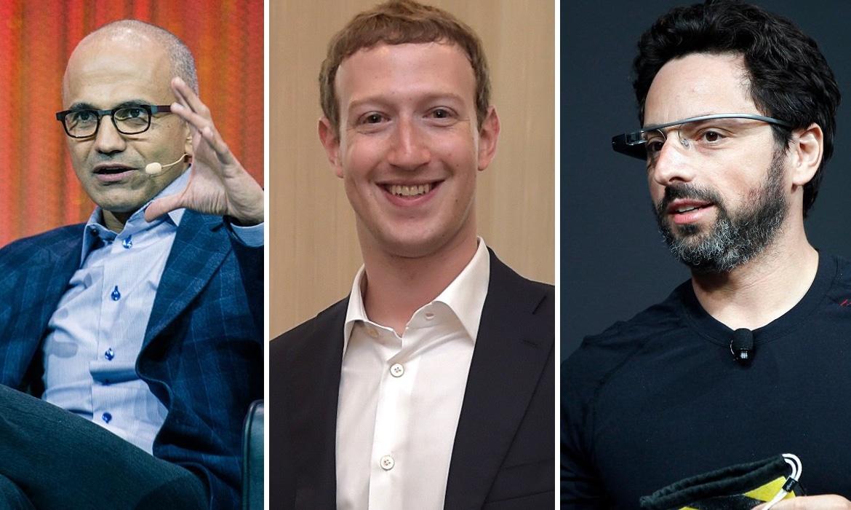 tech world silicon valley reaction donald trump